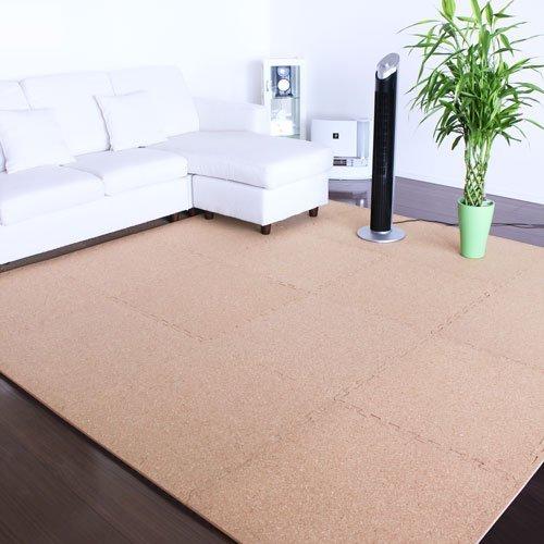 厚さ:10㎜ サイズ:60㎝角 1畳あたり:¥2,327