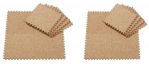 厚さ:8㎜ サイズ:30㎝角 1畳あたり:¥3,600