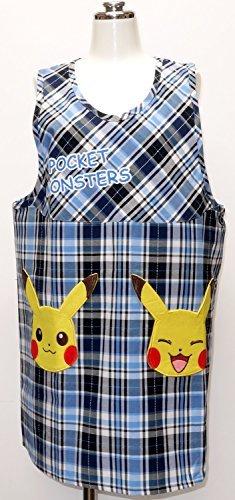 タイプ:ラン型 ポケット:2つ(サイド) 素材:綿×ポリエステル サイズ:身丈81㎝・横幅54㎝