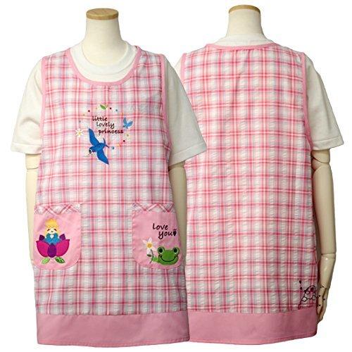 タイプ:ラン型 ポケット:2つ(サイド) 素材:綿×ポリエステル サイズ:身丈81㎝・横幅52㎝
