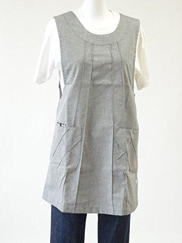 タイプ:ラン型 ポケット:2つ(サイド) 素材:綿×ポリエステル サイズ:身丈78㎝・横幅52.5㎝