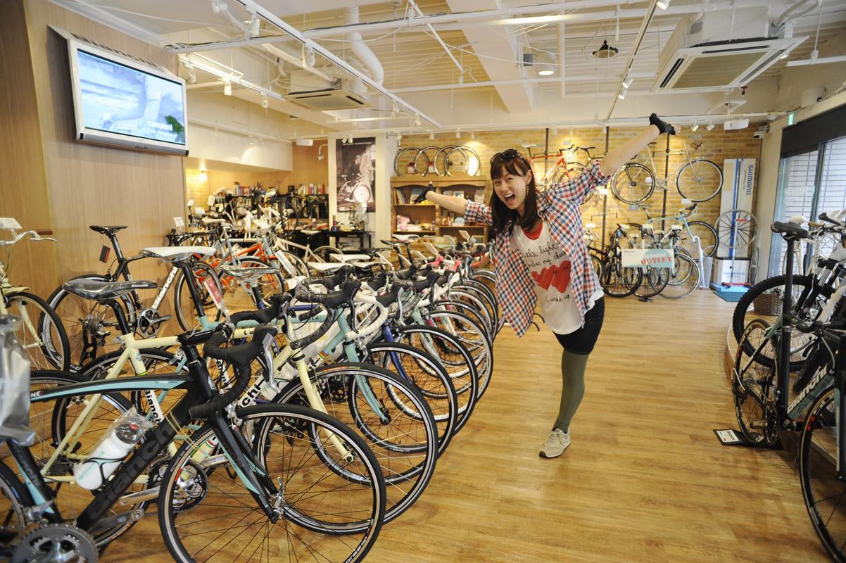 自転車屋 ベルロード 自転車屋 : ダイエットに最適♡》クロス ...