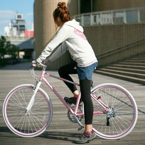 自転車の 自転車 通勤 服装 夏 : 】ダイエットには自転車通勤 ...