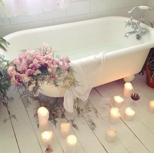 お風呂 手作り 入浴剤