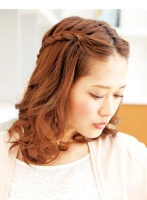 花嫁 打掛 髪型