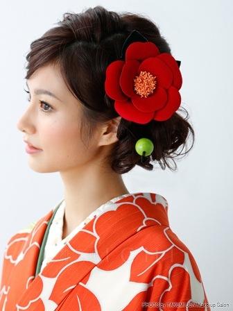 袴 髪型 ミディアム 袴 髪型 : matome.naver.jp