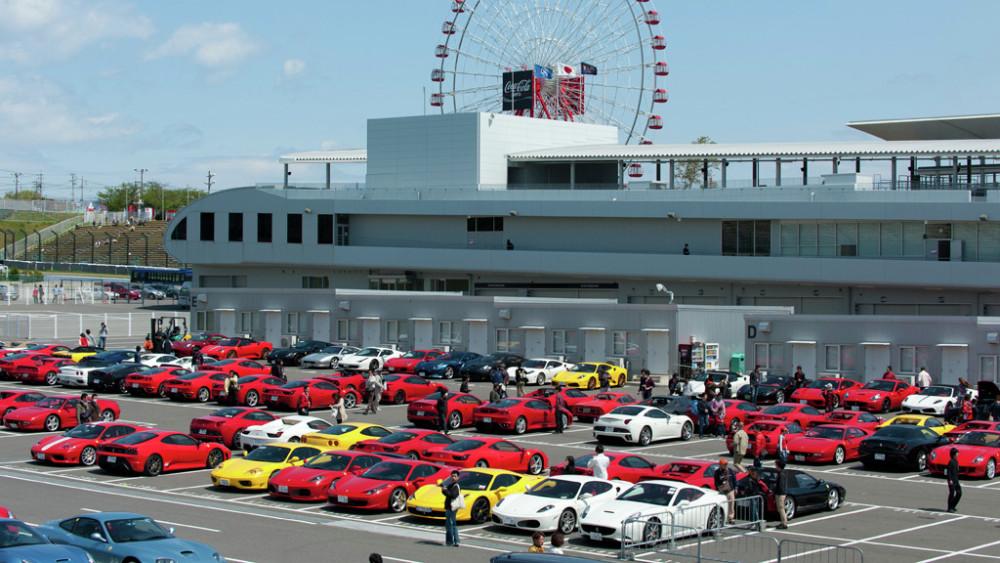 出典:http://auto.ferrari.com/ja_JP/news-events/events/ferrari-racing-days-in-suzuka-2016/
