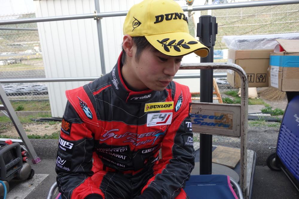 川端伸太郎選手