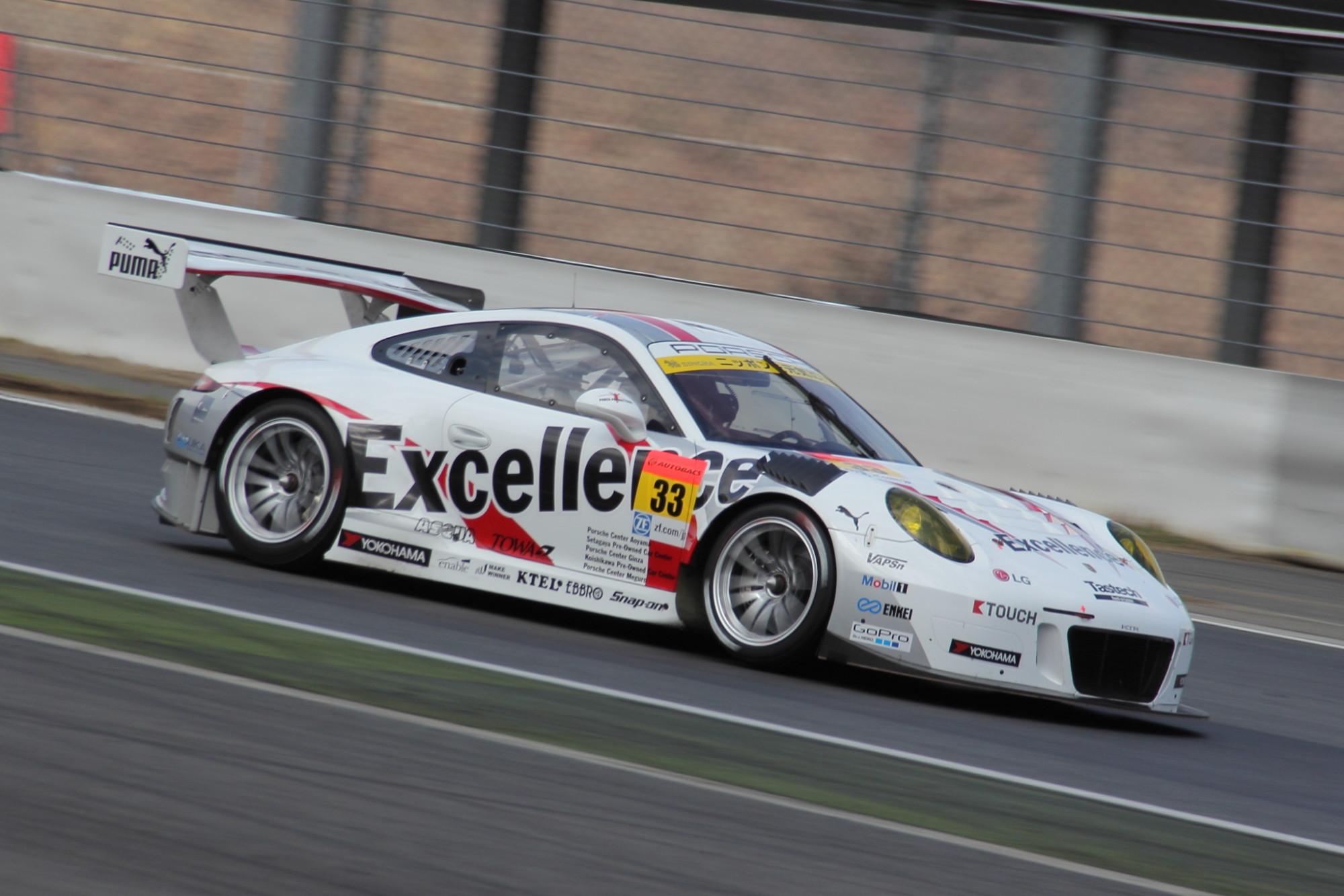 Excellence Porsche