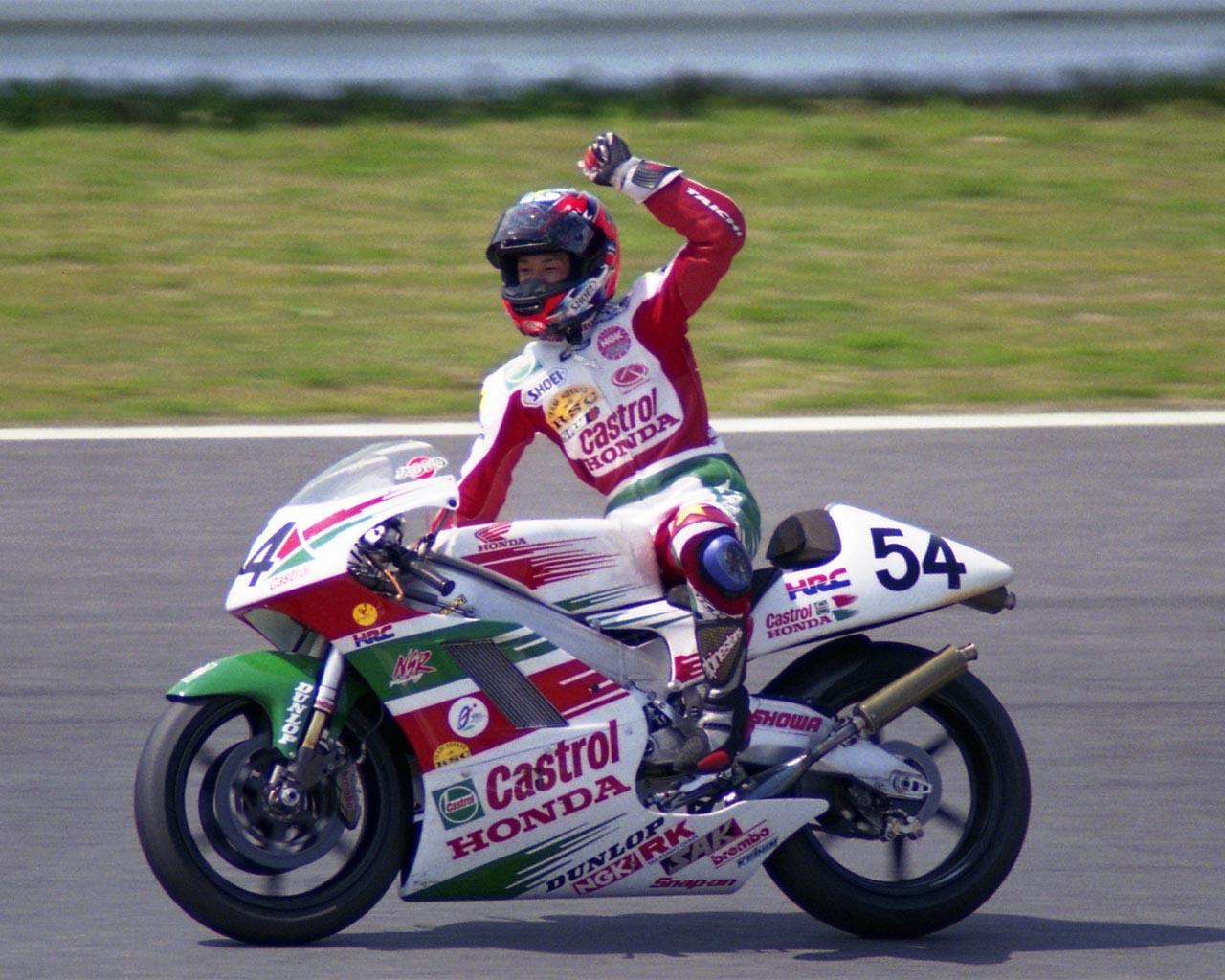 1998年、日本GP優勝時(出典:https://ja.wikipedia.org/)