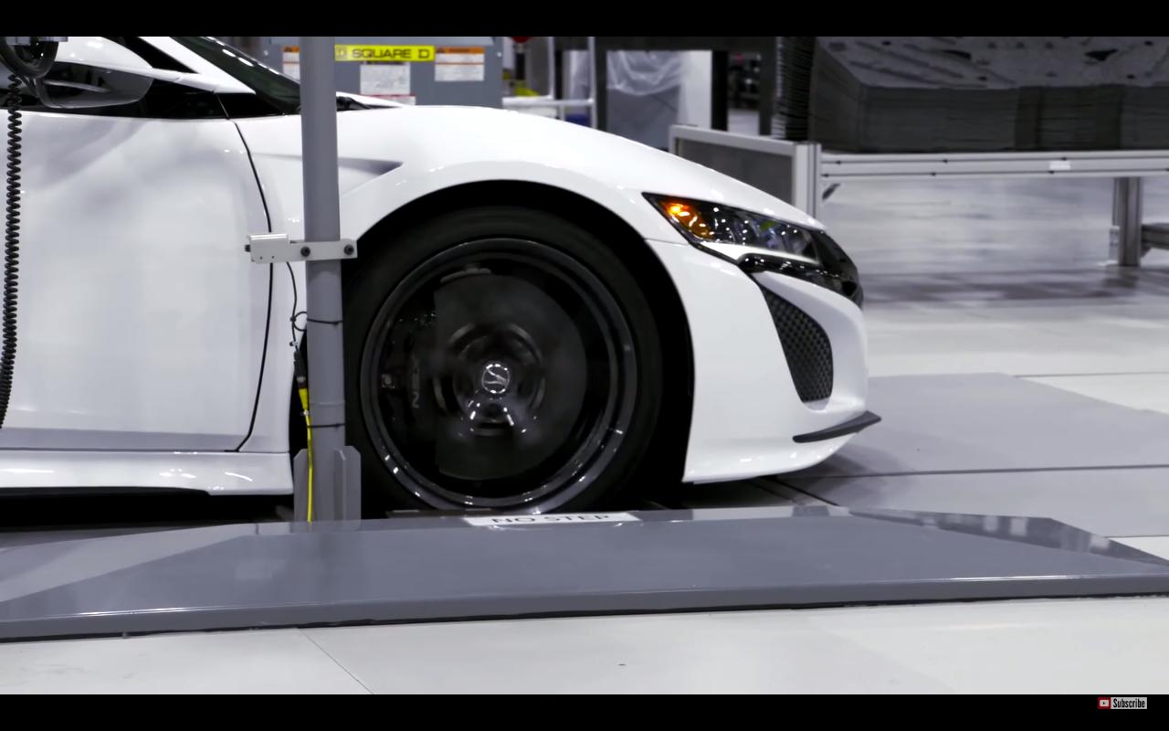 NSX車検