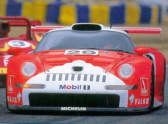 出典:http://www.lemans-models.nl/1997/1997LM29.htm