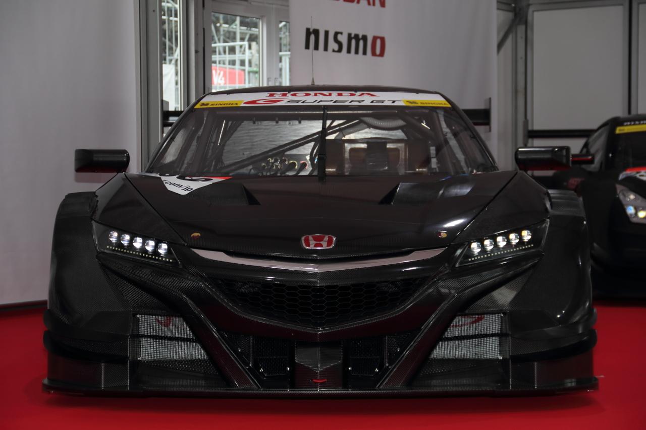 ホンダNSX-GT(Photo by Tomohiro Yoshita)