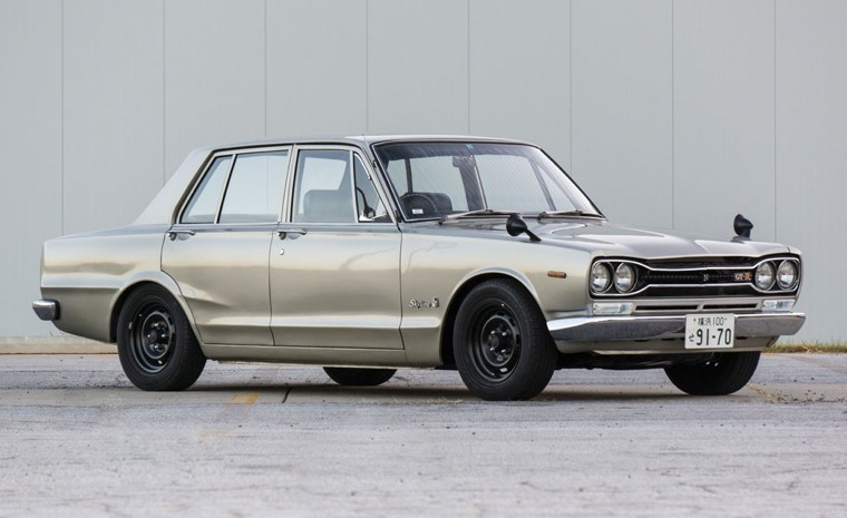 出典:http://performancedrive.com.au/wp-content/uploads/2015/01/1970-PGC10-Nissan-Skyline-2000-GT-R-silver-.jpg