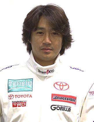2001年セルモ時代 出典:http://ms.toyota.co.jp/jp/gt/2001-team-driver.html