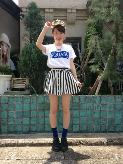 ファッション ファッション 夏,WEGO,ファッション. 出典:people.zozo.jp