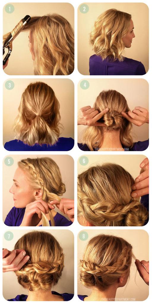まとめ髪 やり方 簡単