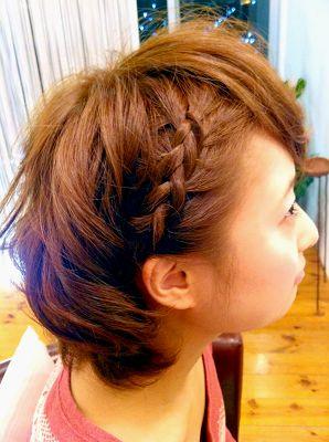 短くてもイメチェンできちゃう♡簡単かわいい「ショートヘア」のアレンジまとめ