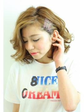 髪型 : ピン 髪型 アレンジ : girly.today