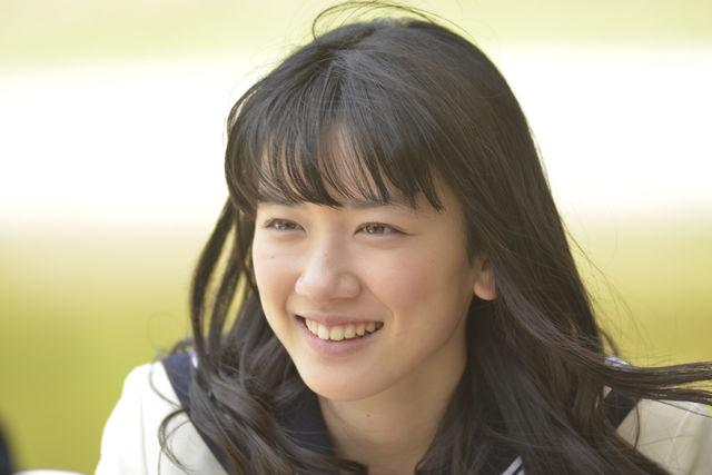 永野芽郁の笑顔