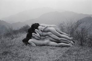 《為無名山增高一米》,1995。