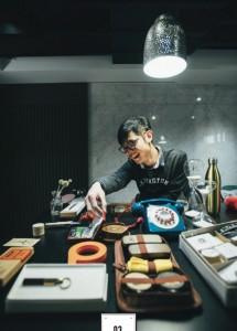 瑪黑的辦公室內有開放式廚房,員工們能無拘束感受好物件帶給生活的樂趣。