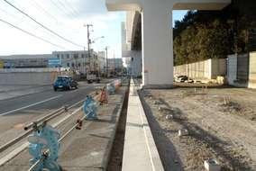 街渠はほとんど作り直しです。