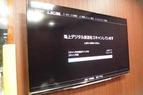 会議用のモニタ設置もOKです。