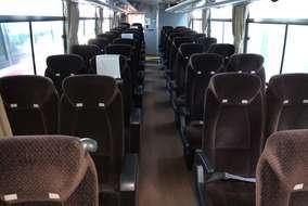 福岡から九州南部への高速バスです