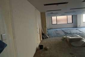 今回の現場はオフィスの原状回復工事です