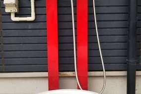 シャワーヘッド付き水栓