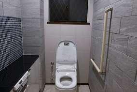 先進の機能がつまったトイレでより美しく心地よい空間に。