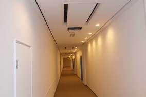 長い廊下もあっという間でした。