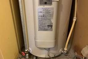施工後3 電気温水器