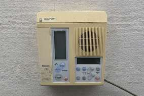 そしてこちらも 既存台所リモコン ラジオ付き!