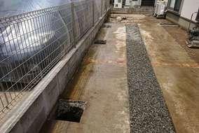 土間コンクリート工