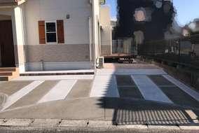 駐車場リフォーム