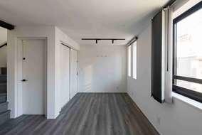 居室は将来2部屋に分けれるように設計をしています。