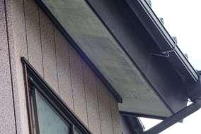 軒天井の雨染み