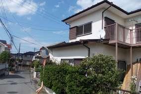 まだまだ住みたい家。 戸袋と雨樋が限界の御様子でした。