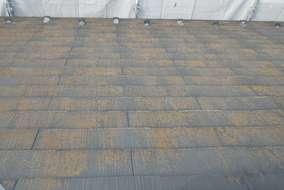 屋根 現状
