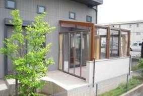 ココマ ガーデンルーム腰壁 1.5間×8尺