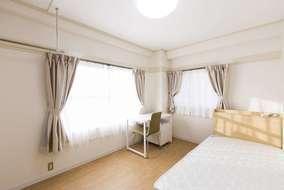 8室居室を作りました。 お客様の希望のレイアウトを住む人の動線に合わせて提案します。