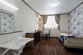 壁紙は5パターンありますので、お客様のイメージに合った部屋を自由に選ぶことが出来ます。