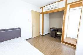 和室から洋室へ変更した居室です。