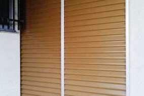 単体雨戸FA型の施工後の画像