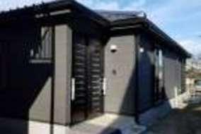 太田市 N様邸 外観になります✨ 屋根、外壁共にブラックベースです。