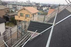 屋根のBEFORE