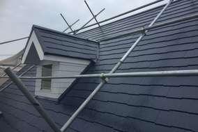 屋根のAFTER