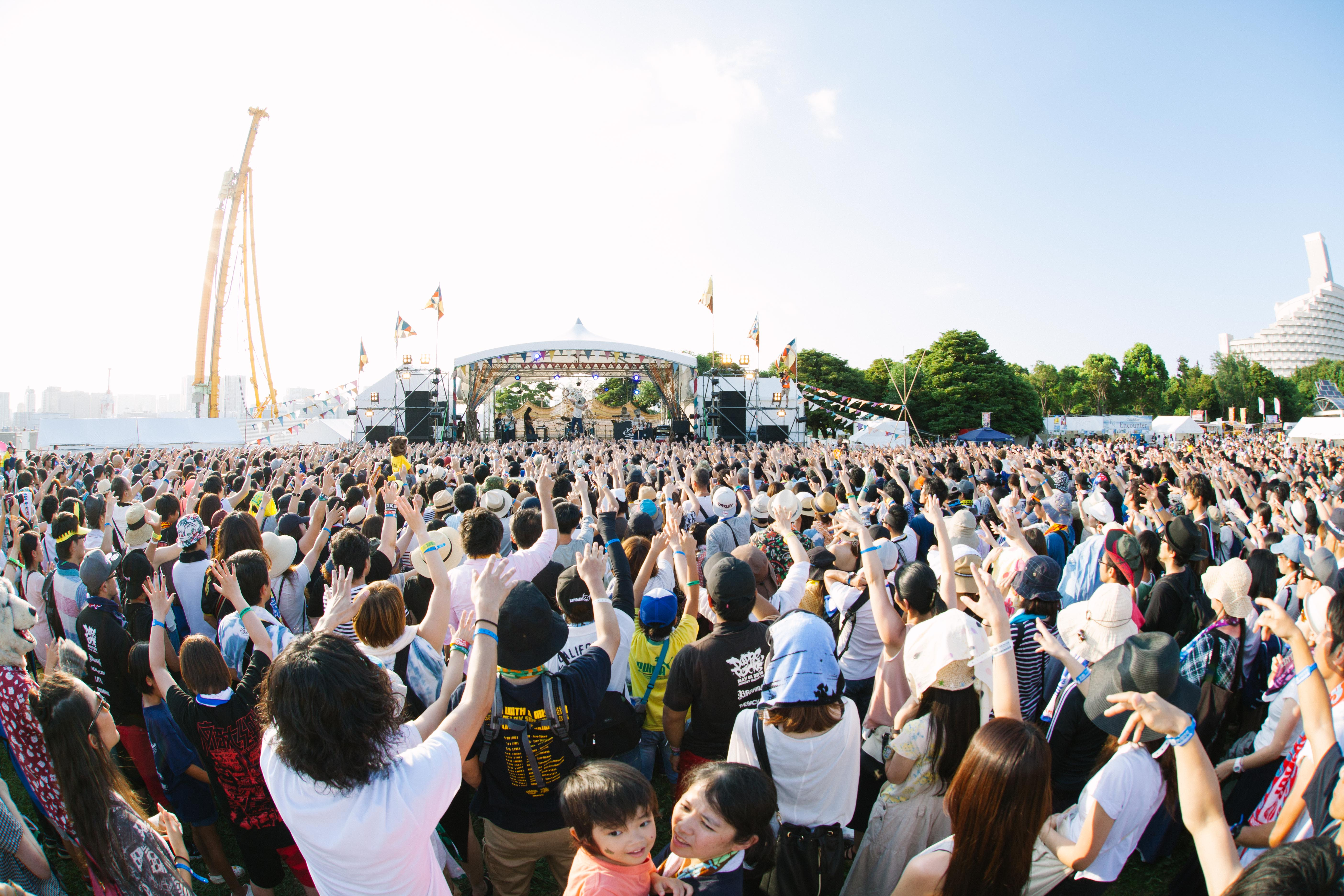 011盛り上がる音楽LIVE